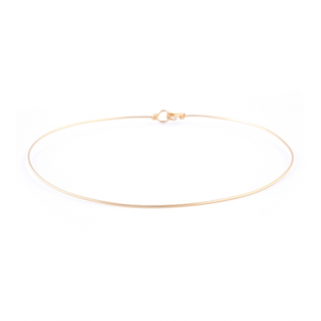 ATELIER PAULIN |Troque Pure Gold Filled 14K giallo