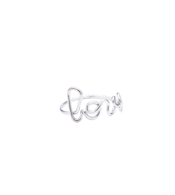Bague Originale love
