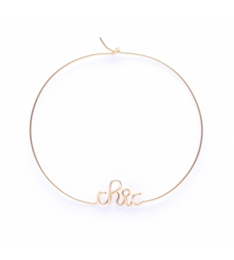 Hoops chic - 14k jaune