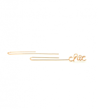 Suspendues Chic - 14k rose
