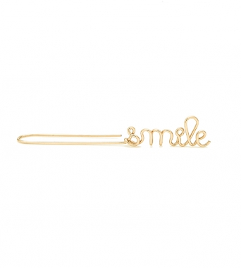 Suspendues Smile - 14k jaune