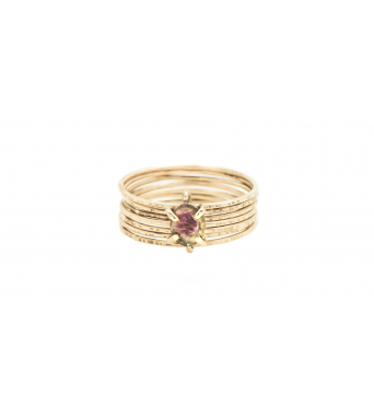 Capital Semainier Pierre Emotion Ring