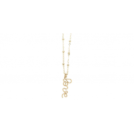 ATELIER PAULIN | Love Pendant Necklace