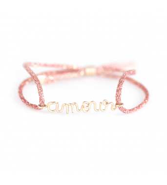 Bracelet Original Lurex Amour