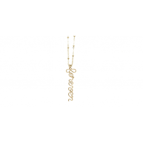 Forever Pendant Necklace | Atelier Paulin