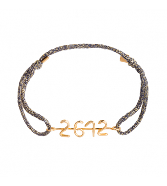 Bracelet Original Le Temps Lurex