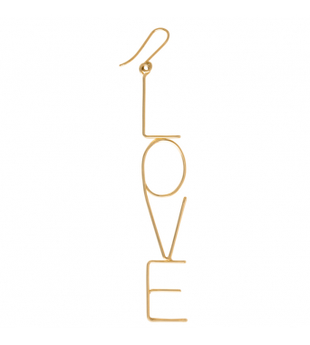 Capital BIG LOVE Earring