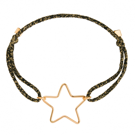 Braccialetto lurex Mini Star