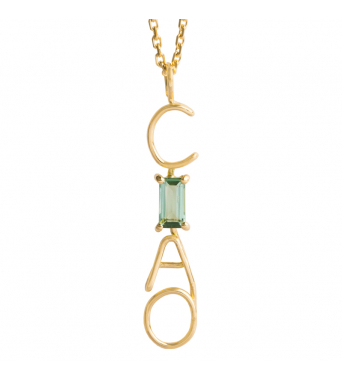 CIAO Capital Necklace