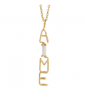 AIME Capital Necklace