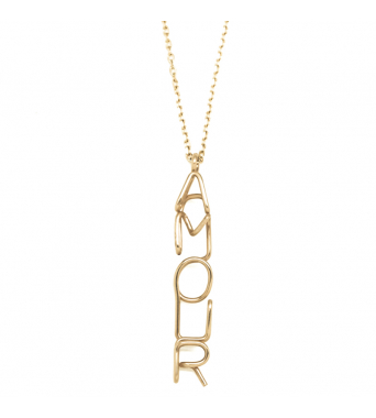 Capital AMOUR Necklace