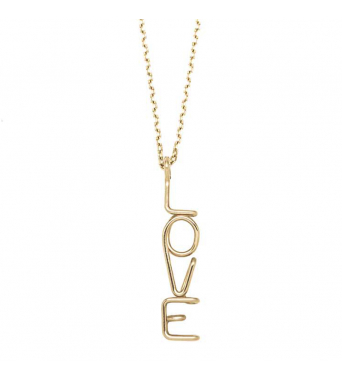Capital LOVE Necklace