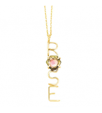 Capital Pierre Emotion Customized Necklace