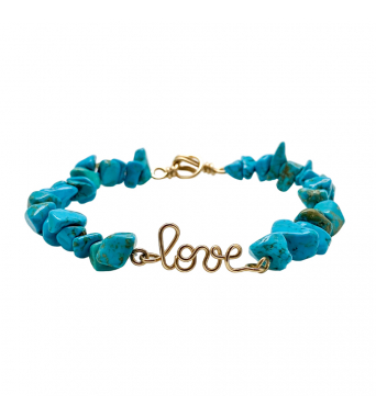 Love x Shaker Jewels Bracelet