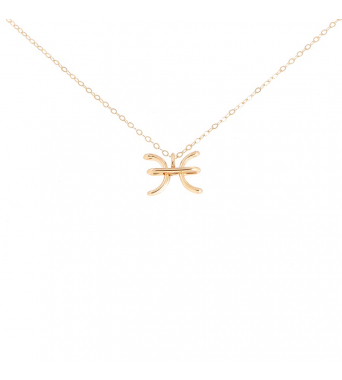 Original Astro Necklace - Pisces