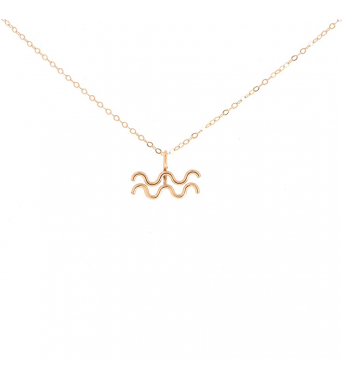 Astro Aquarius Original Necklace