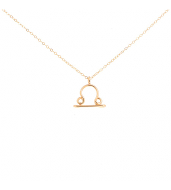 Original Astro Necklace - Libra