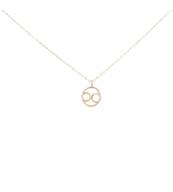 Original Astro Necklace - Cancer
