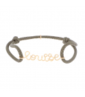 Original Personalized Cord Bracelet - Kid