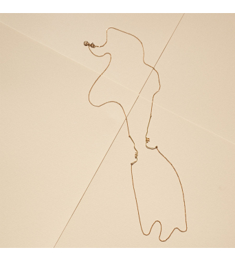 Face to Face Long Necklace