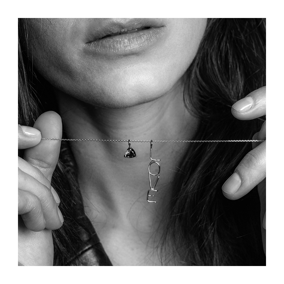 Endless Love Neclace