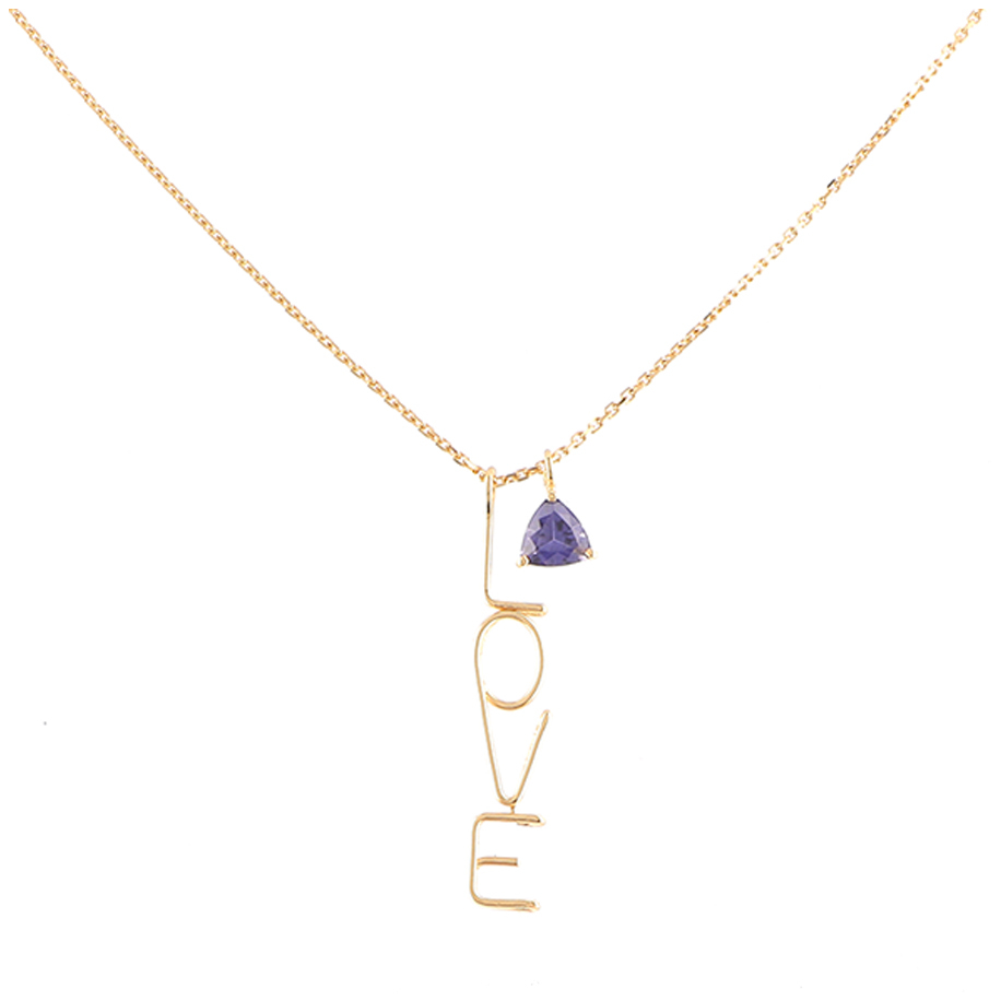Collier Endless Love