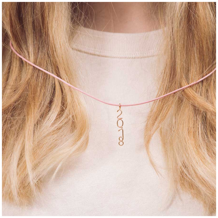 Collier Le Temps MY WAY