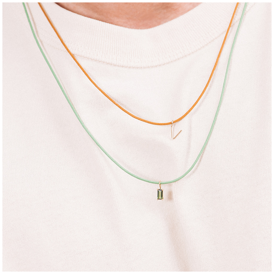 Le Temps  Necklace MY WAY