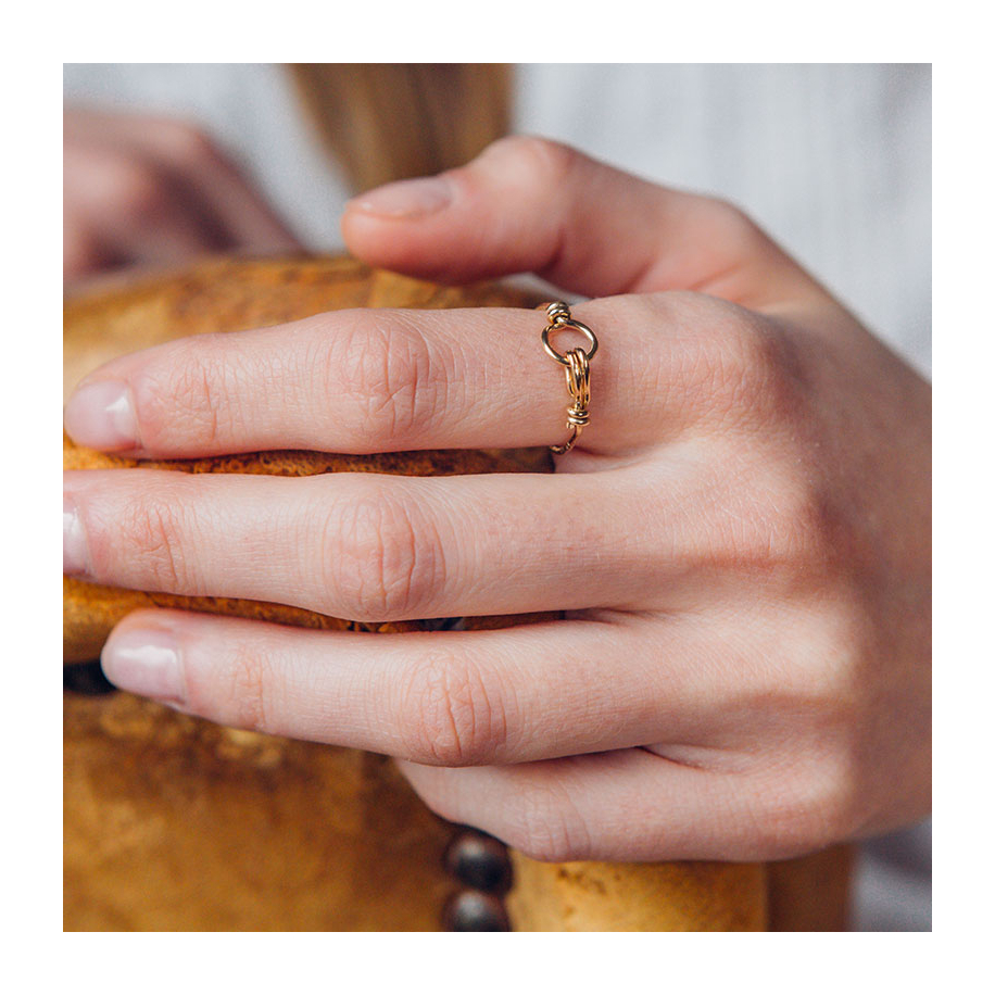 Pure Nude Ring