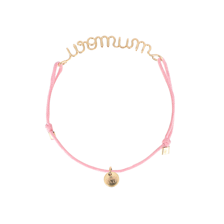 Mother's Day Exclusivity - Womum Cord Bracelet