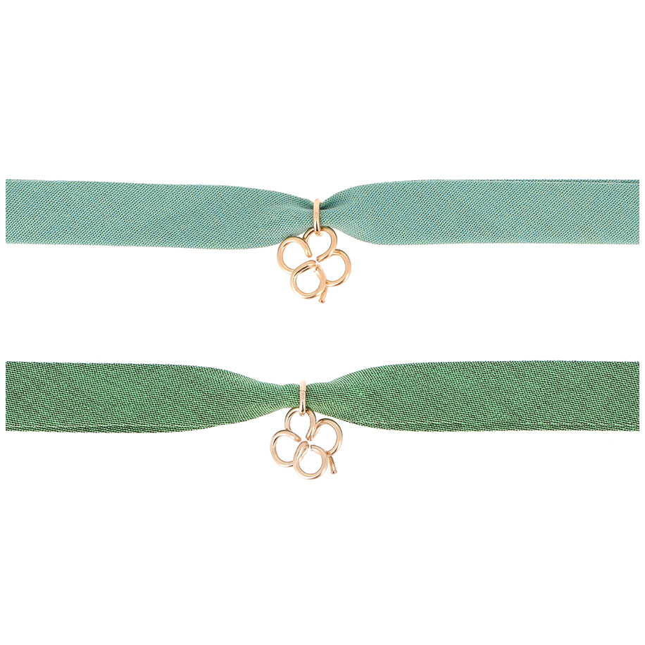 Charms' Clover Bracelet - Mother's Day