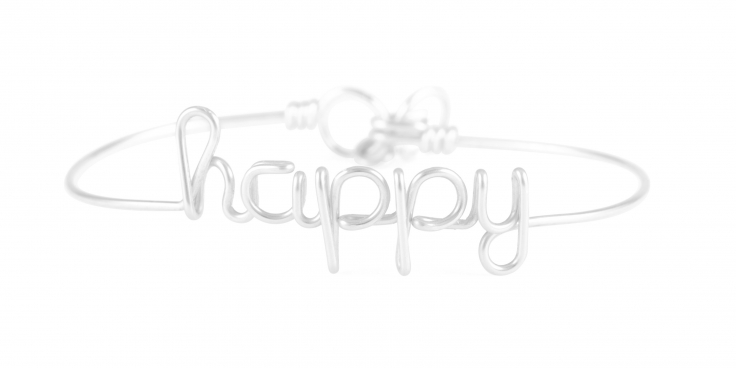 "Bracelet ""happy"" Atelier Paulin"